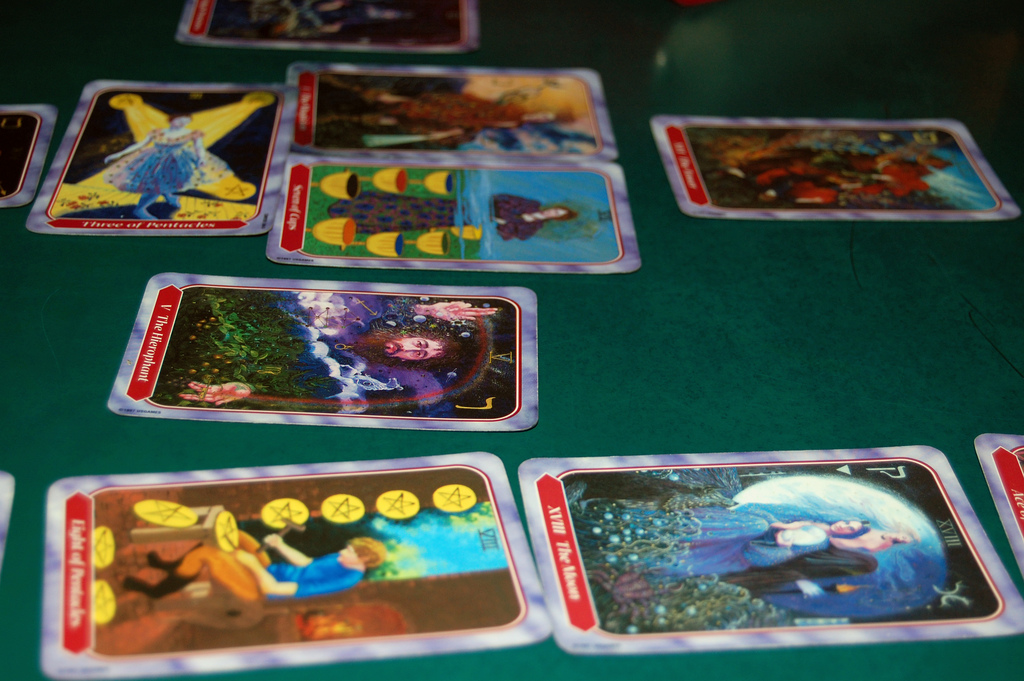 Free Love Tarot Reading - Finding True Love and Happiness with Tarot