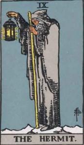 Tarot Readings - Hermit