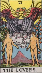 Tarot Readings - Lovers
