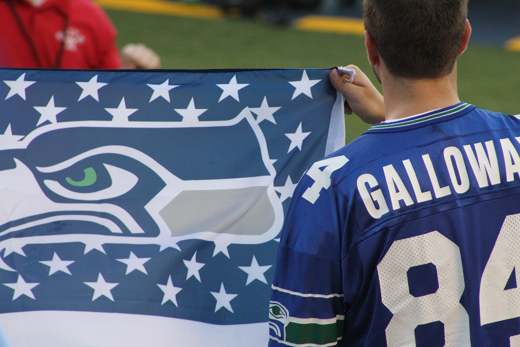 say that the psychic superbowl prediction means the seahawks will win